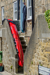 Sights in St. Ives. A beautiful and peaceful coastal town.