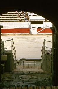 Coliseum's Entrance