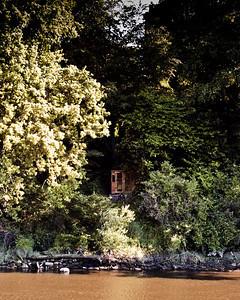 River Coquet, Warkworth, Northumberland.