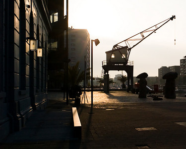 Rotterdam. Urban redevelopment.