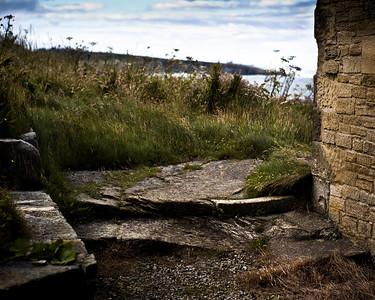The Bathing House, Howick, Northumberland UK.