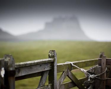 Lindisfarne, Beblowe Crag.