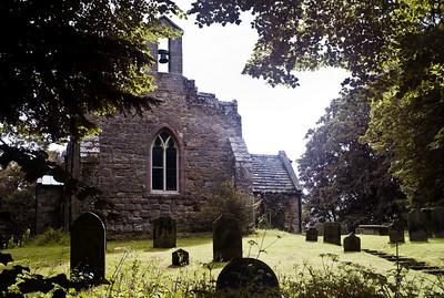 St John's, Chillingham, Northumberland, 2007.