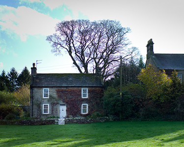 Romaldkirk, Teesdale UK, November 2011.