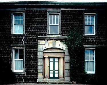 Bamburgh House, black basalt neo-Classical! 1820?