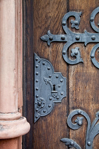 """Strength on the Door"" Basel, Switz 9261"