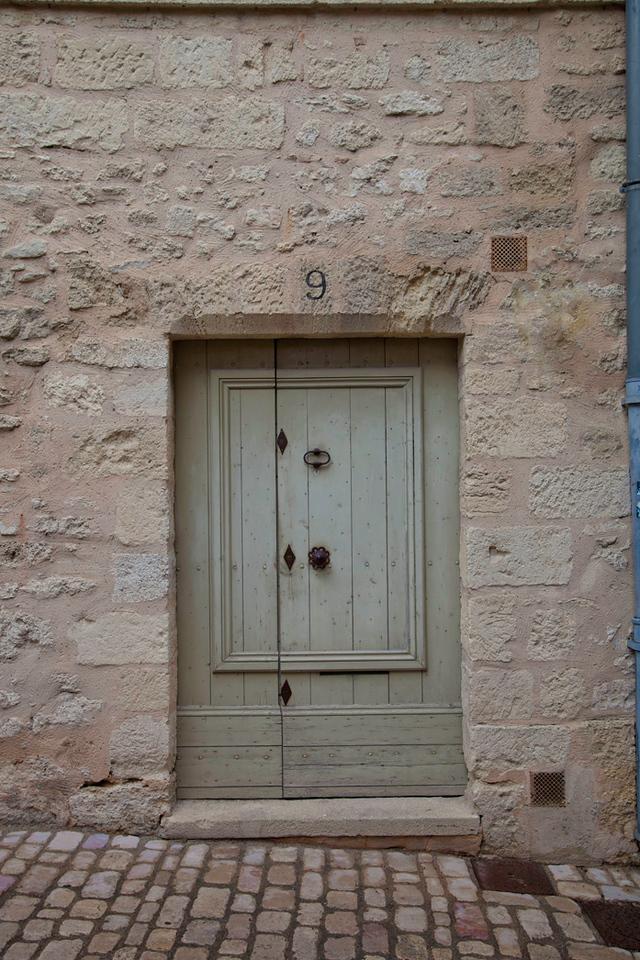 Green Door #9