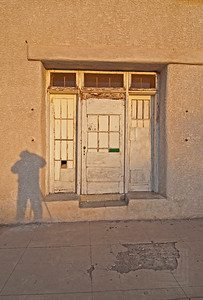 """Self Portrait"", Tucson, Arizona"