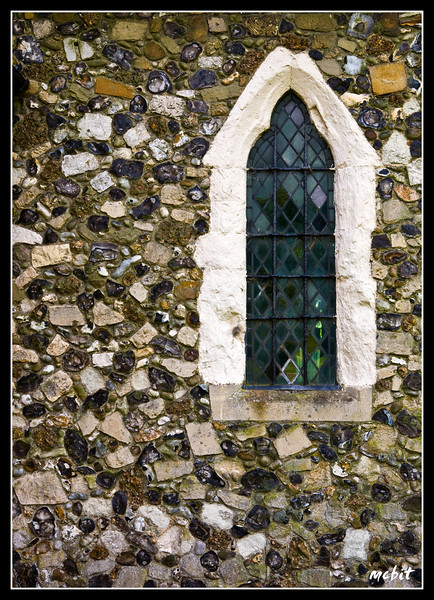 Mountnessing Church Window