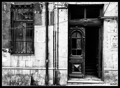Scruffy Door