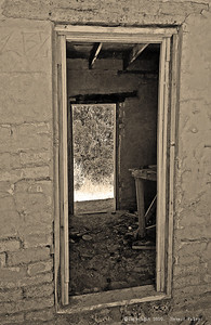 """Time Passages"", Adobe Ruin, Yuma County, 05/08/10"