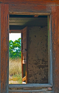 """Breeze Way"", Empire Ranch, Sonoita, Az., 09/20/09"