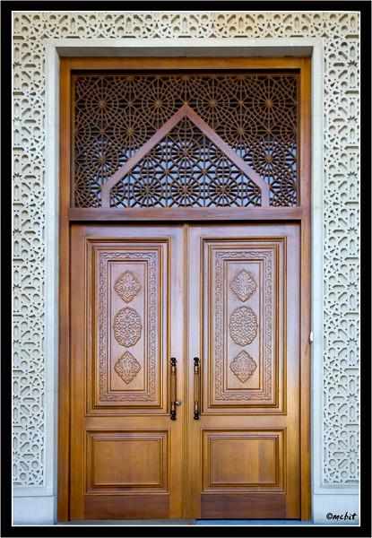 Baksovet Door