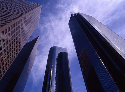 Downtown Los Angeles Medium Format