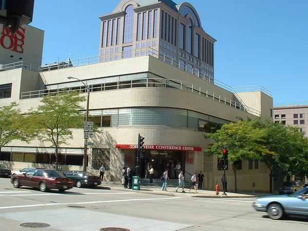 2002-09-06 -07 Downtown Milwaukee