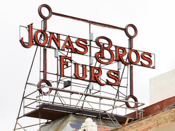 Jonas Bros. Furs