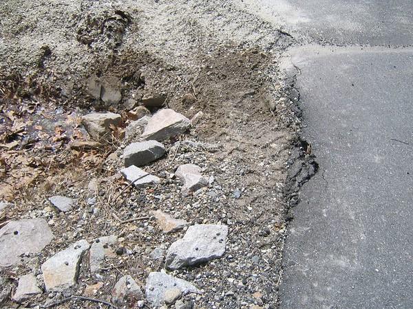 Driveway Crunch (April 2005)