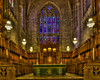 Duke Chapel Chancel<br /> <br /> Duke University<br /> Durham, NC