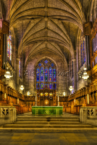 Duke Chapel Chancel