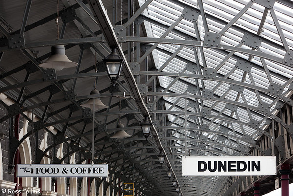 Dunedin Railway Station, 30 April 2012