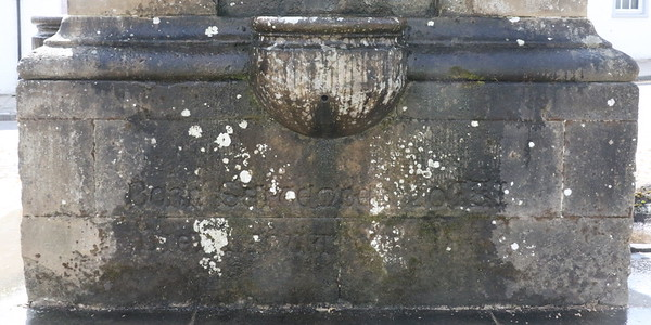 Atholl Memorial Fountain