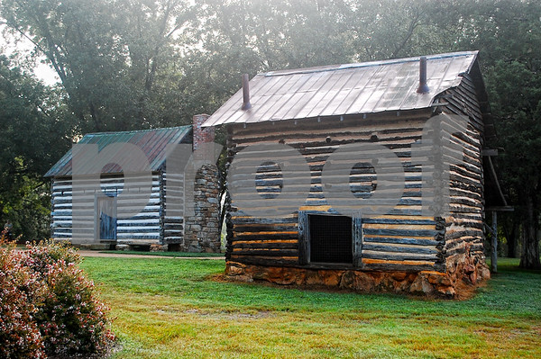 E Carroll Joyner Park-Tobacco Barn