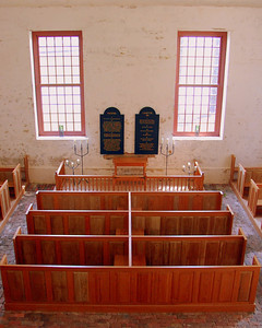 Interior - Historic St. Martin's Church - Showell, MD