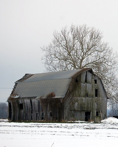 Maple Dam Barn near Cambridge (now gone)
