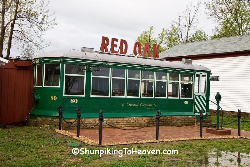 Red Oak II Diner, Jasper County, Missouri