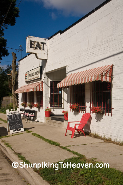 Fair Oaks Diner, Madison, Wisconsin