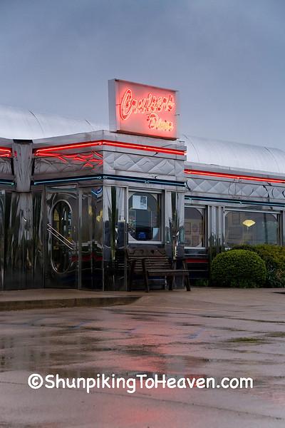 Cruisers Diner, Adams County, Ohio