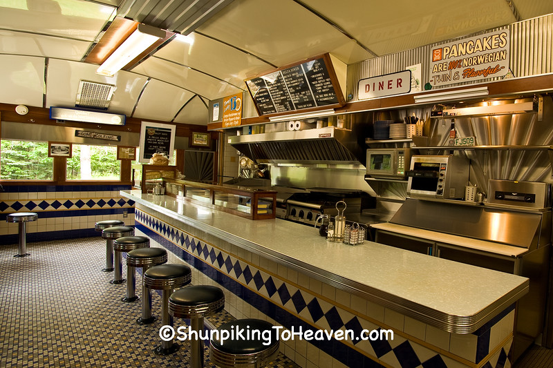 Delta Diner, Bayfield County, Wisconsin