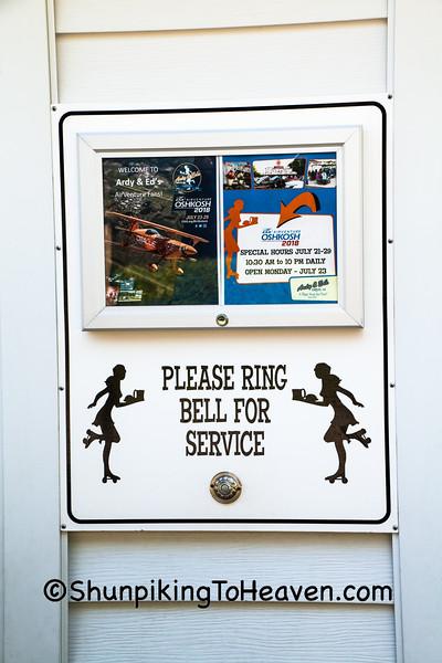 Ardy & Ed's Drive-In, Oshkosh, Wisconsin