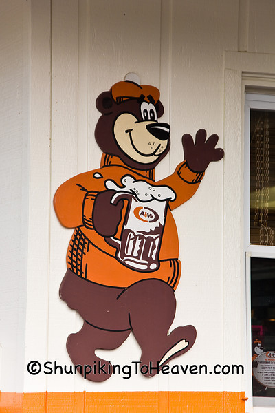 A&W Root Bear, Iron River, Wisconsin