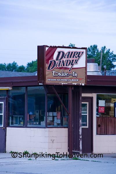 Dairy Dandy Drive-In, Sheldon, Iowa