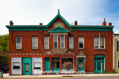 White Block Building, Maysville, Kentucky