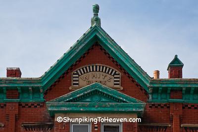 White Block Building, Maysville, Kentucky