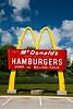 Vintage McDonald's Arches, Cerro Gordo County, Iowa