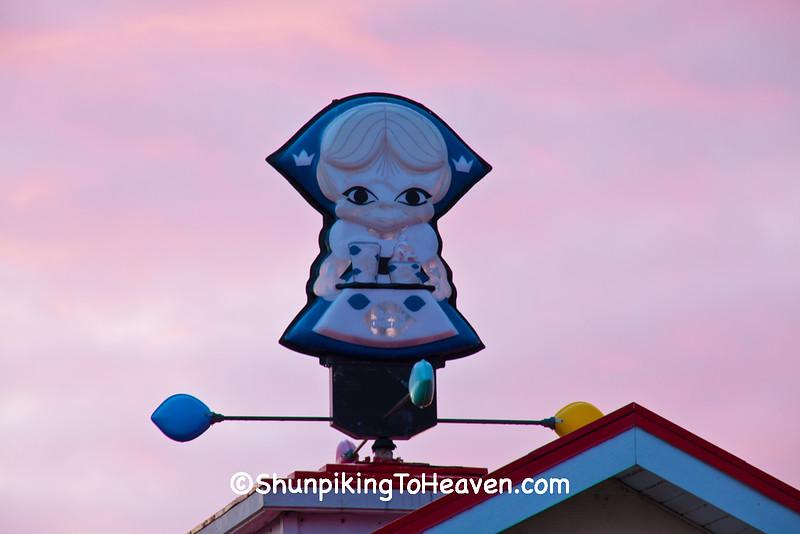 Little Miss Dairy Queen, Polk County, Wisconsin