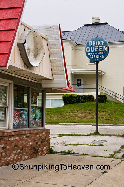 Old-Fashioned Dairy Queen, Clinton County, Ohio