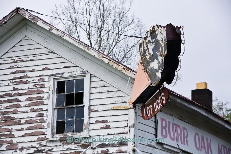 Burr Oak Kream Kone, Noble County, Ohio