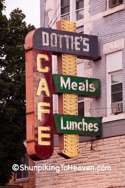 Dottie's Cafe, Dubuque, Iowa