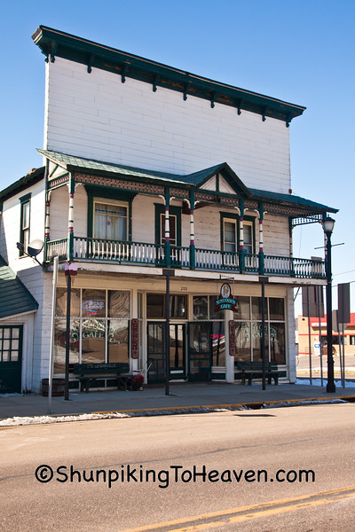 Aunt Ozie's Cafe, Loganville, Wisconsin
