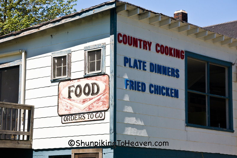 Country Cafe, Patrick County, Virginia