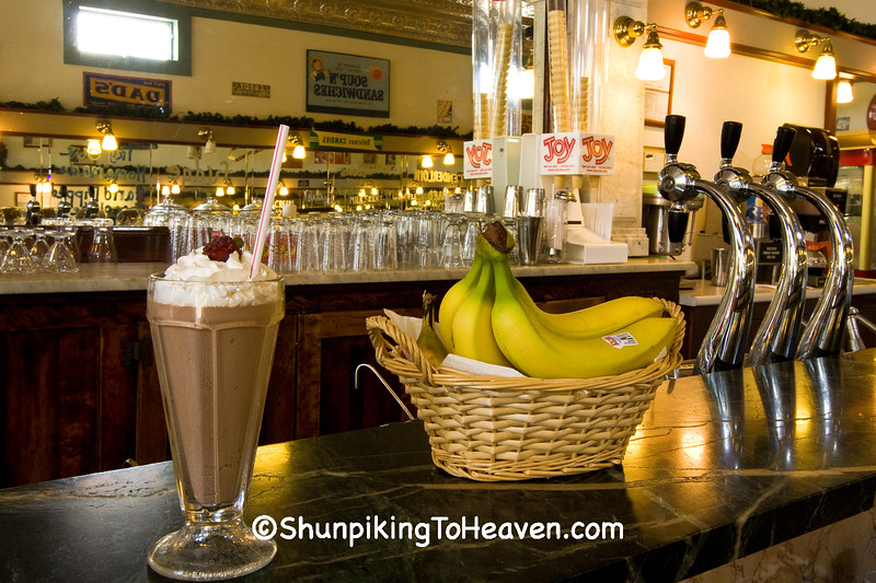 Candy Kitchen, Greenup, Illinois