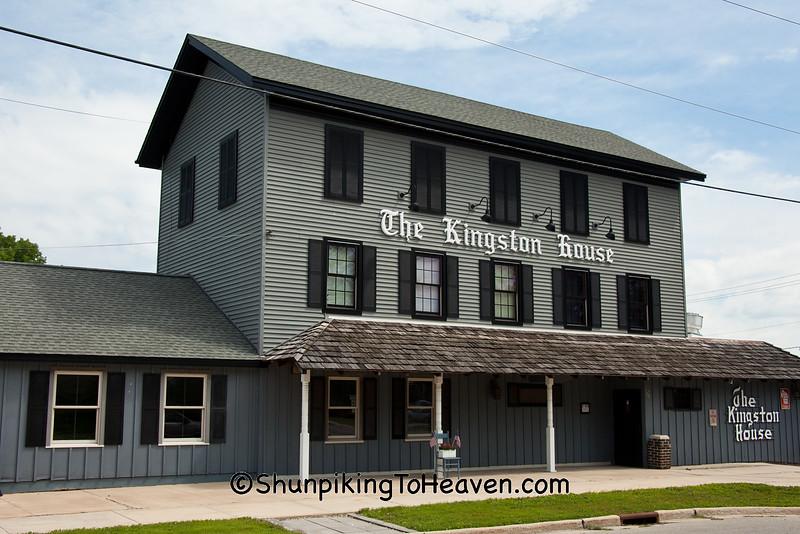 The Kingston House, Kingston, Wisconsin