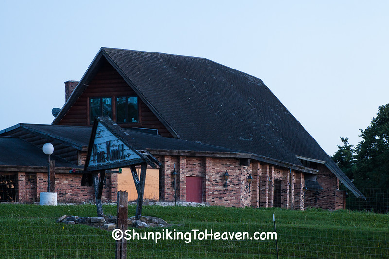 Pine Knoll Supper Club, Jefferson County, Wisconsin