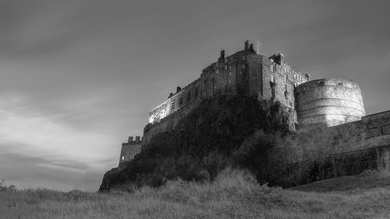 Edinburgh Castle - Stan