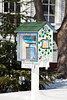 Little Free Library, Sauk City, Wisconsin