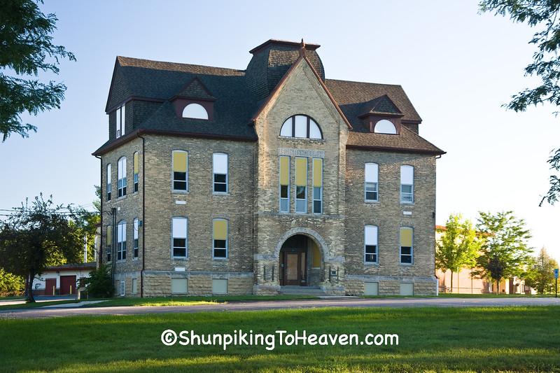 Old High School, Stoughton, Wisconsin